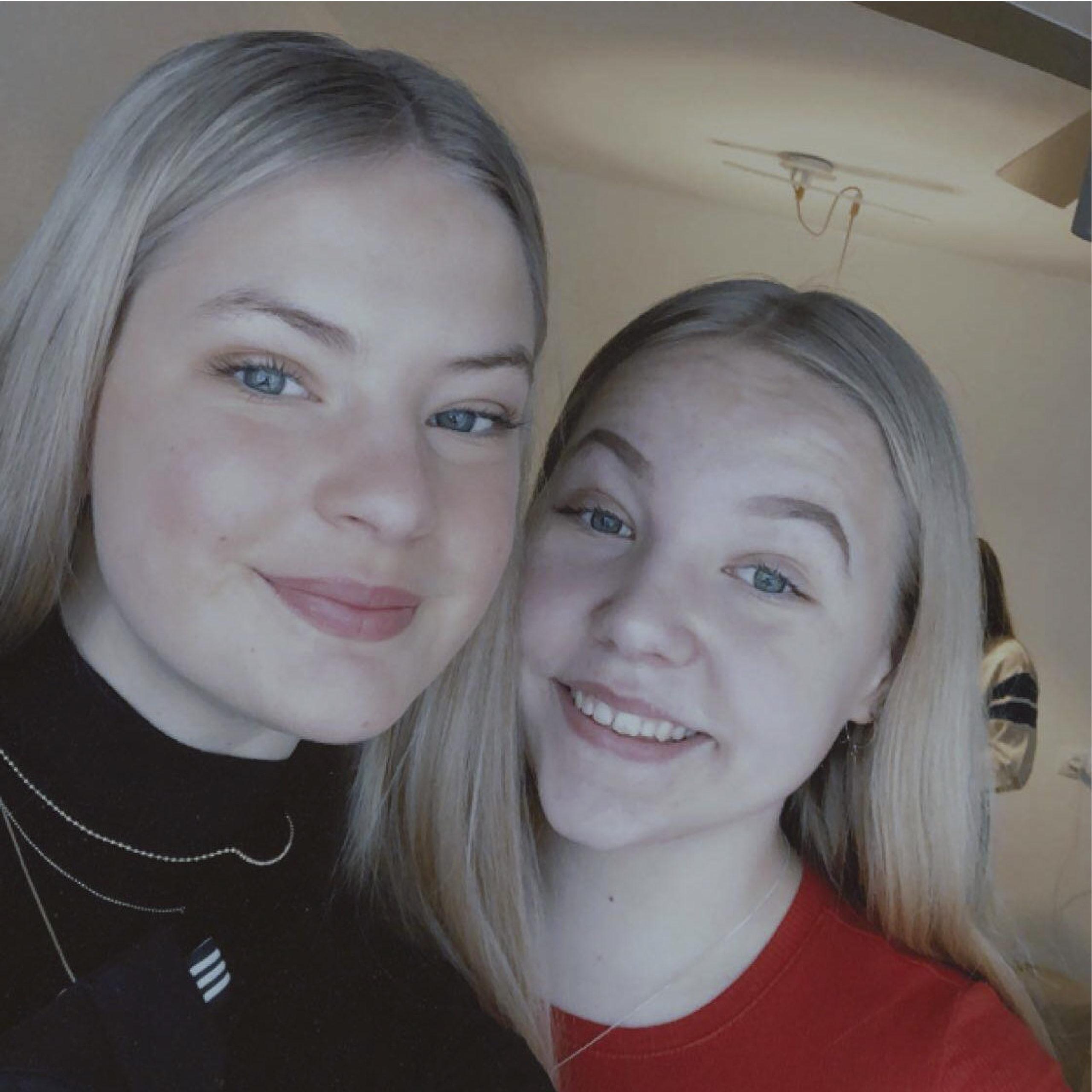 Marie Jacklin Haugen & Oda Brendstuen