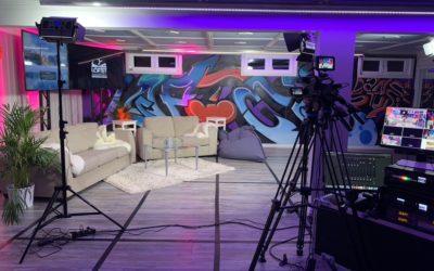 Loftet fra sofakroken: Vi inviterer til digitalt danseshow – rett hjem til DIN sofakrok!